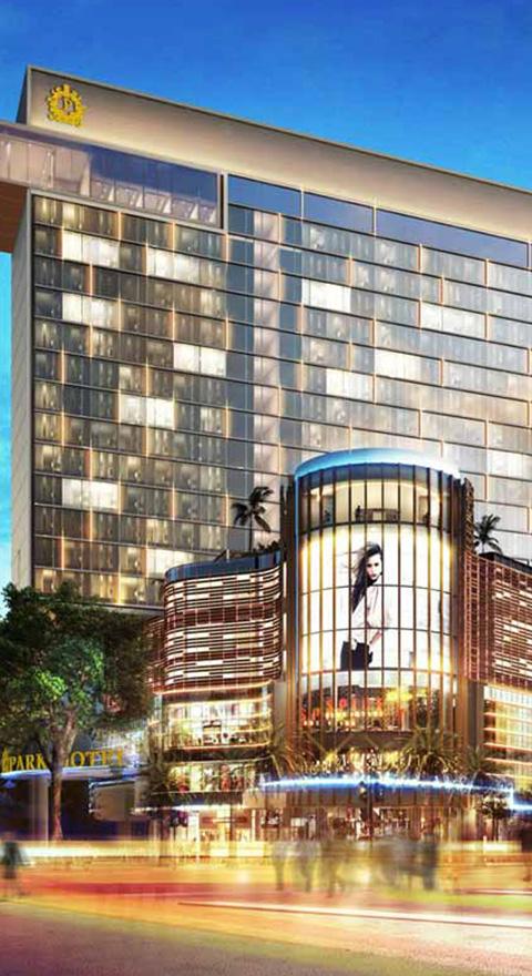 Park Alexandra Hotel